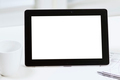 Tablet in a Business Meeting - PhotoDune Item for Sale