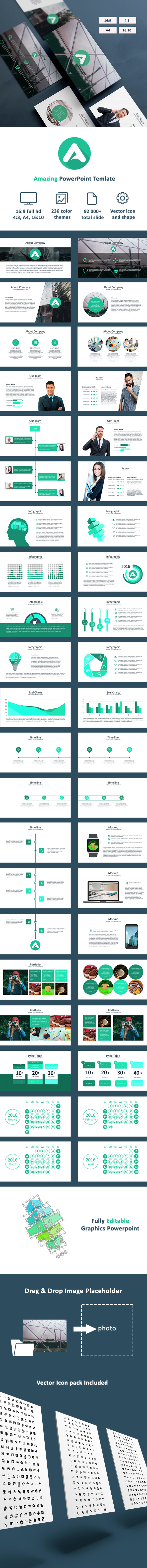 Amazing powerpoint templates by dmitriynova graphicriver amazing powerpoint templates business powerpoint templates toneelgroepblik Gallery