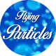 Flying Sparkling Particles - VideoHive Item for Sale