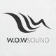 Beautiful Piano Water Logo