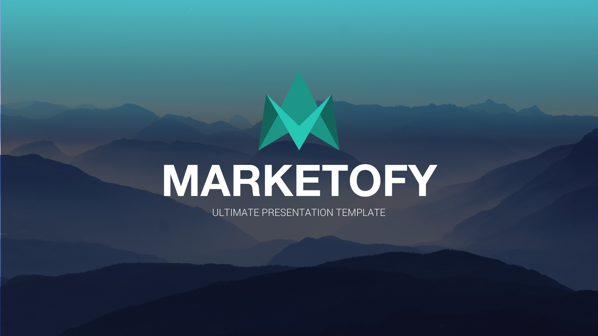 marketofy ultimate google slides template by slidefusion