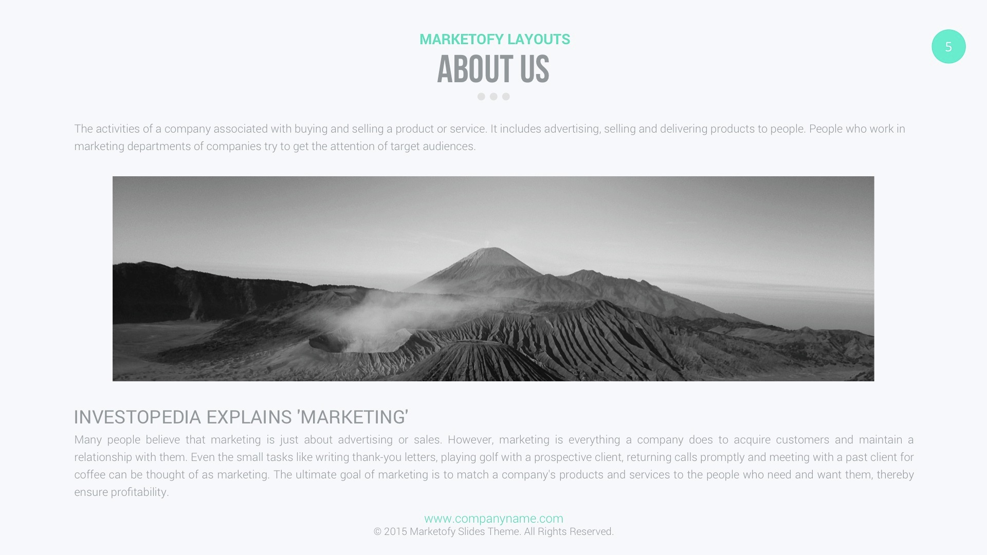 Marketofy - Ultimate Google Slides Template by slidefusion ...