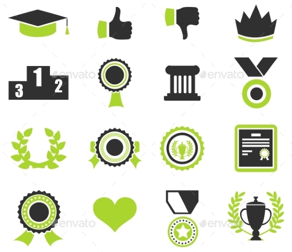 Trophy And Prize Symbol - Icons