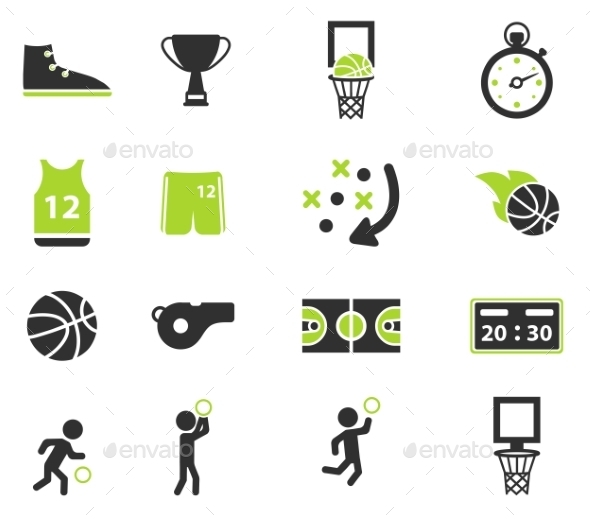 Basketball Simply Icons - Icons