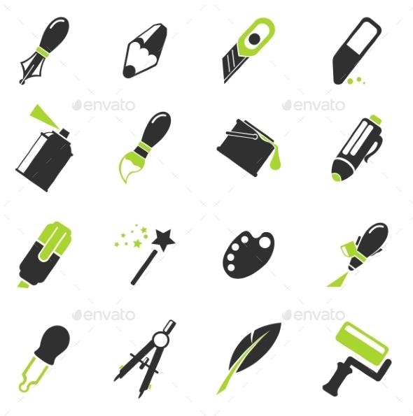 Design Tools - Icons