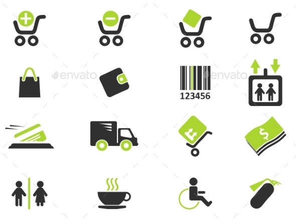 Shopping Icons - Icons