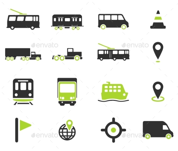 Navigation Simply Icons - Icons
