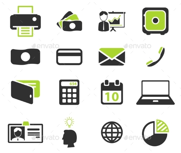 Office Simply Icons - Icons