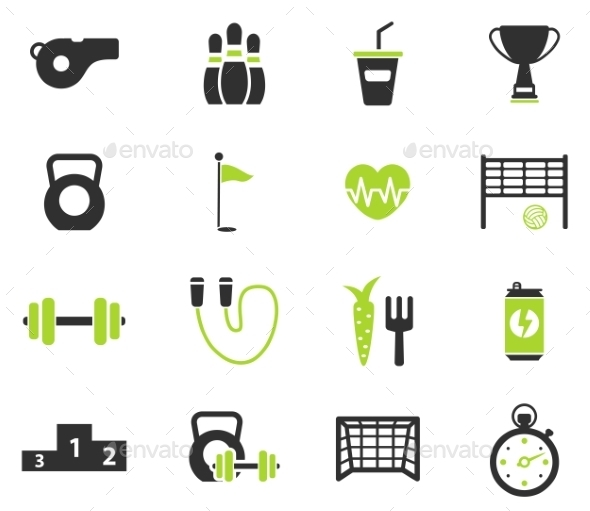 Sport Simply Icons - Icons