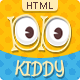 Kiddy - Children HTML Template - ThemeForest Item for Sale