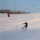 People Relax At a Ski Resort - VideoHive Item for Sale
