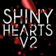 Falling Shiny Hearts V2 - VideoHive Item for Sale