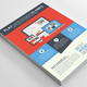 Flat Website Design Flyer - GraphicRiver Item for Sale