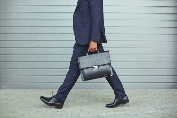 Going to work - Stock Photo - Images