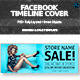 Sales Facebook Timeline Cover  - GraphicRiver Item for Sale