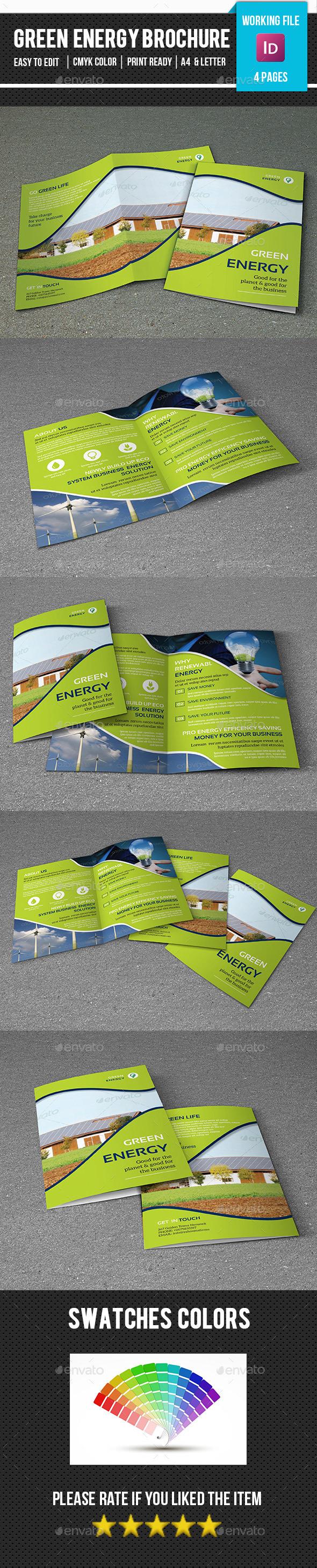 Green Energy Brochure-V357 - Corporate Brochures