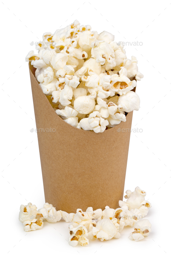 pop corn - Stock Photo - Images