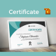Modern Corporate Certificate - GraphicRiver Item for Sale