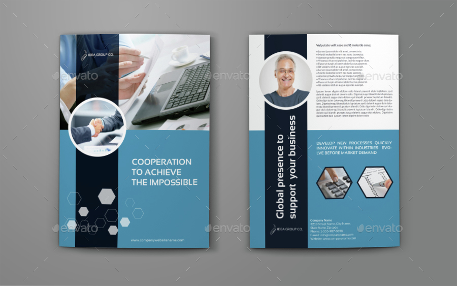 Company profile template idealstalist company profile template wajeb Images