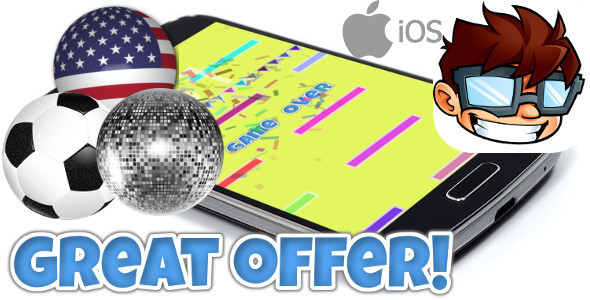 Falling Ball iOS + IN APP PURCHASE + ADMOB // iADS + more! - CodeCanyon Item for Sale