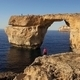 Gozo Azure Window Rocks, Cliffs - VideoHive Item for Sale