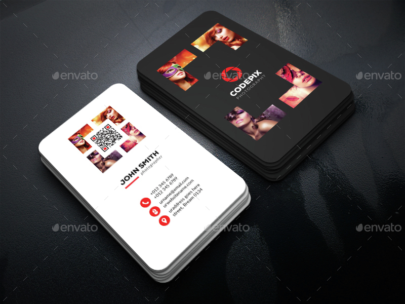 Fashion photography business card by uxcred graphicriver preview image set01screenshotg reheart Gallery