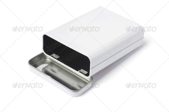 Metal Container - Stock Photo - Images