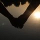 Holding Hands with Sunset_02 - VideoHive Item for Sale
