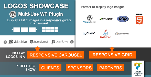 Download Logos Showcase – Multi-Use Responsive WP Plugin nulled new2016