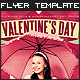 Valentine's Day Flyer Vol. 1 - GraphicRiver Item for Sale