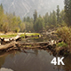 Yosemite Park River - VideoHive Item for Sale