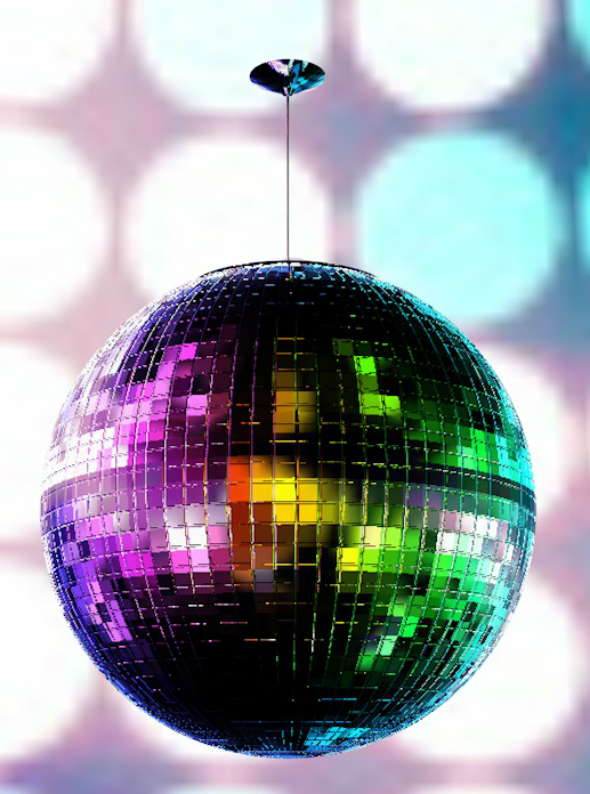 Disco Ball - 3DOcean Item for Sale