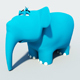 Elephant - 3DOcean Item for Sale