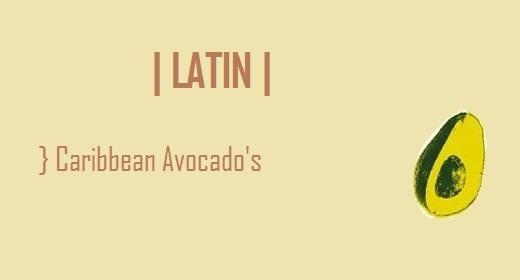 #Caribbean #Latin