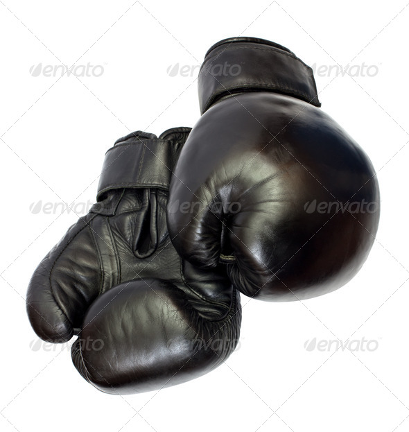 Boxing-gloves - Stock Photo - Images