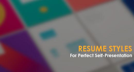 Resume Styles