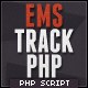 EMS Delivery Status - PHP Script