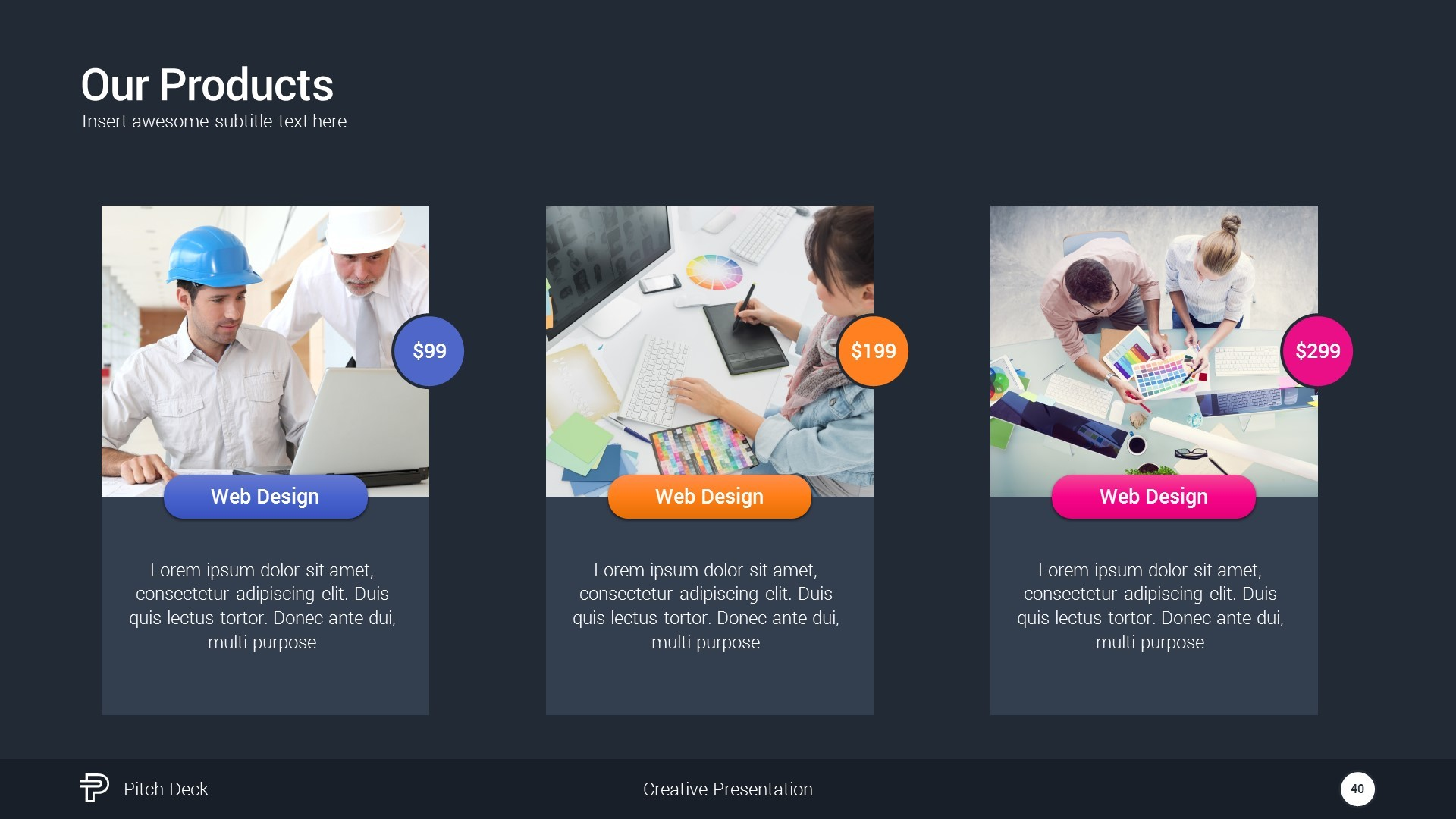 Creative pitch deck powerpoint template by pptx graphicriver jpg screenshotspitch deck 040 alramifo Images