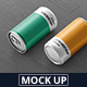 Drink Can Mock-Up - GraphicRiver Item for Sale