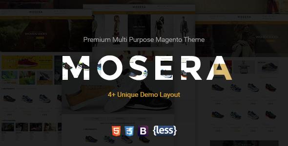 SNS Mosera – Responsive Magento Theme