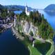 Alpine Lake - VideoHive Item for Sale