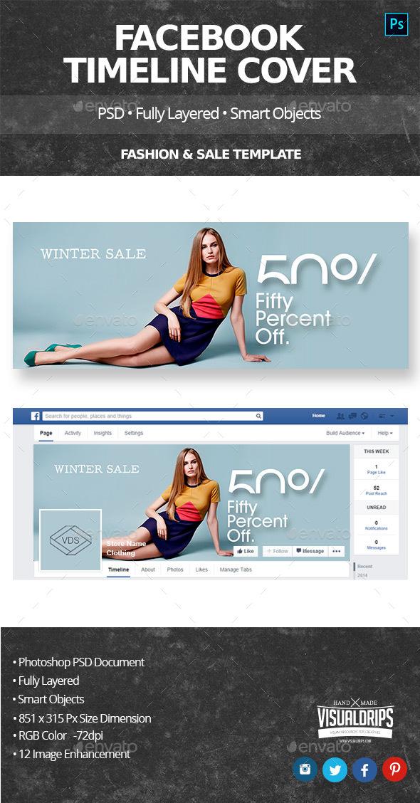 Promotional Facebook Timeline Cover - Facebook Timeline Covers Social Media