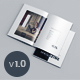Letter Size Magazine Mockup - GraphicRiver Item for Sale