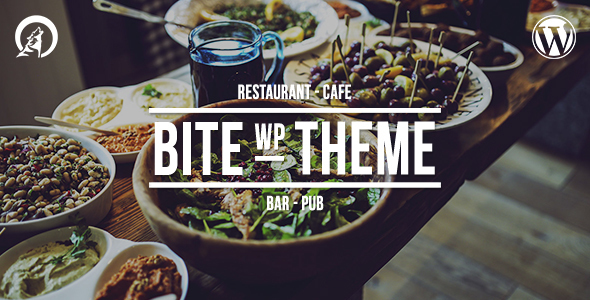 Bite – Professional Restaurant WordPress Theme