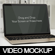 Laptop Video Mockup - VideoHive Item for Sale