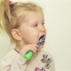 Little Girl Brushing Her Teeth - VideoHive Item for Sale
