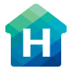 HomePro Logo (Editable letter)  - GraphicRiver Item for Sale