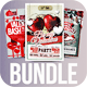 Valentine Flyer/Poster Bundle Vol.4 - GraphicRiver Item for Sale