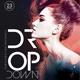 Guest Dj Drop Down Flyer Template - GraphicRiver Item for Sale