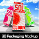 Large Juice or Milk Carton Pack Mockup | 3D Photoshop - GraphicRiver Item for Sale